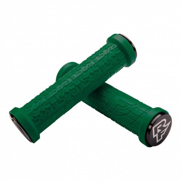 Grippler Limited Edition Lock-On Grips 33mm - Green