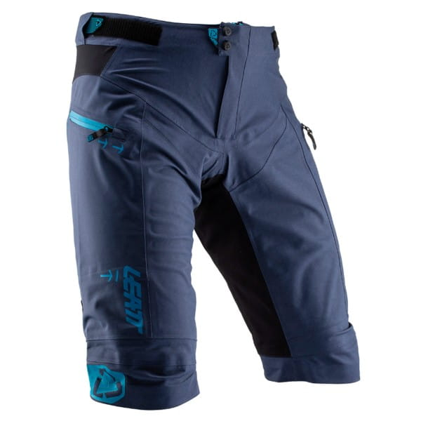 DBX 5.0 Shorts All Mountain 2019 - Blau