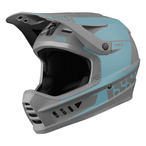 XACT Evo Fahrradhelm - Blau/Grau