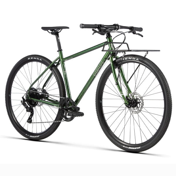 ARISE GEARED Complete Wheel - Green - 2020