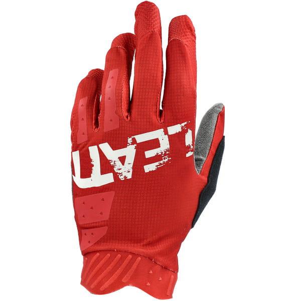 DBX 1.0 Handschuh GripR - Rot