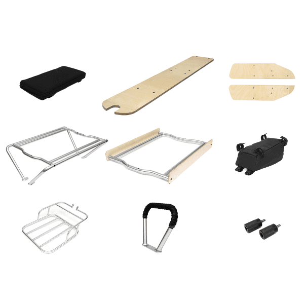 Happy Wagon Accessories Pack