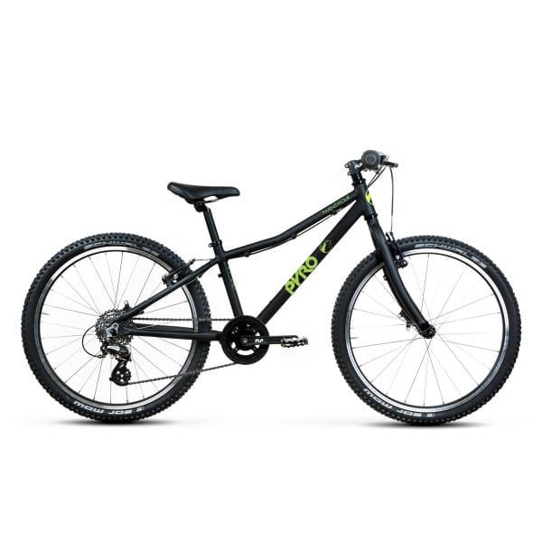 Twentyfour Large - 24 Zoll Kids Bike - Schwarz
