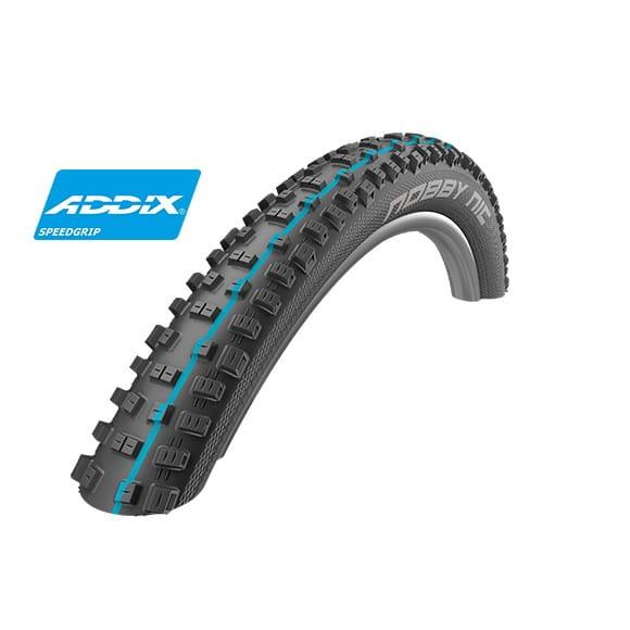 Nobby Nic Faltreifen - 27.5x2.35 Zoll - SnakeSkin TLE - Addix Speedgrip