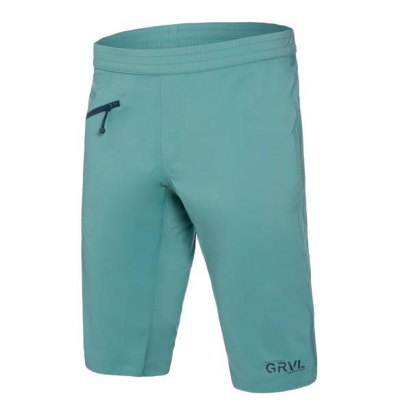 Rain Race Shorts - Mintgrün