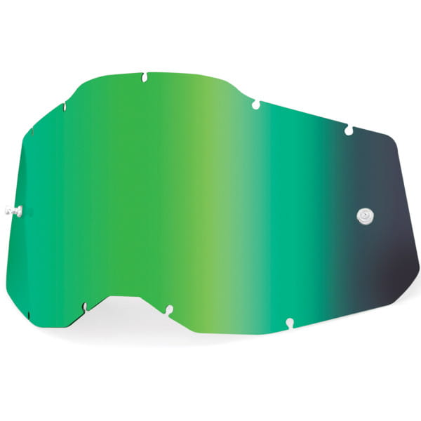 Gen. 2 Mirror Ersatzglas - Grün