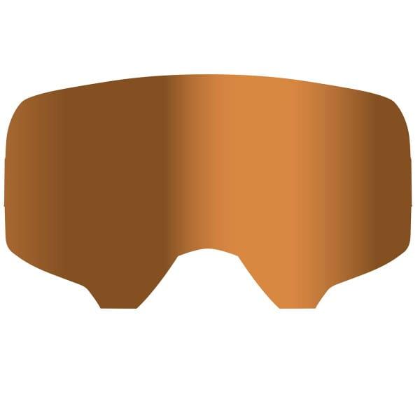 Velocity Iriz Mirror Ersatz Anti Fog Linse - Bronze