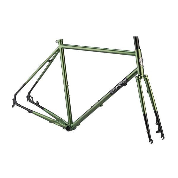 Macho Man Rahmenset - Olive Green