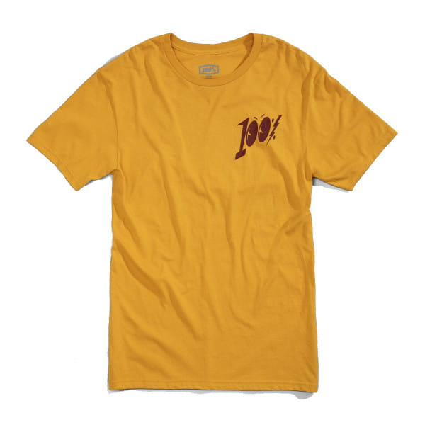 Sunnyside T-Shirt - Gelb/Braun
