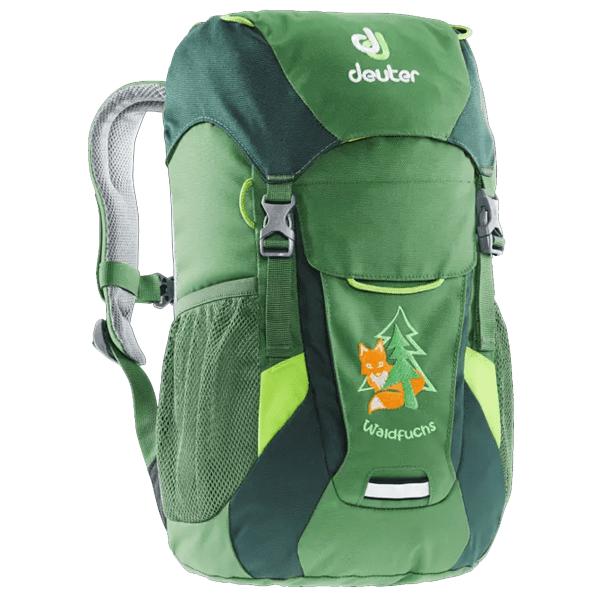 Waldfuchs - Kinder - Rucksack - Grün