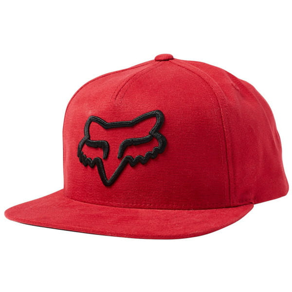 Instill Snapback Cap - Rot