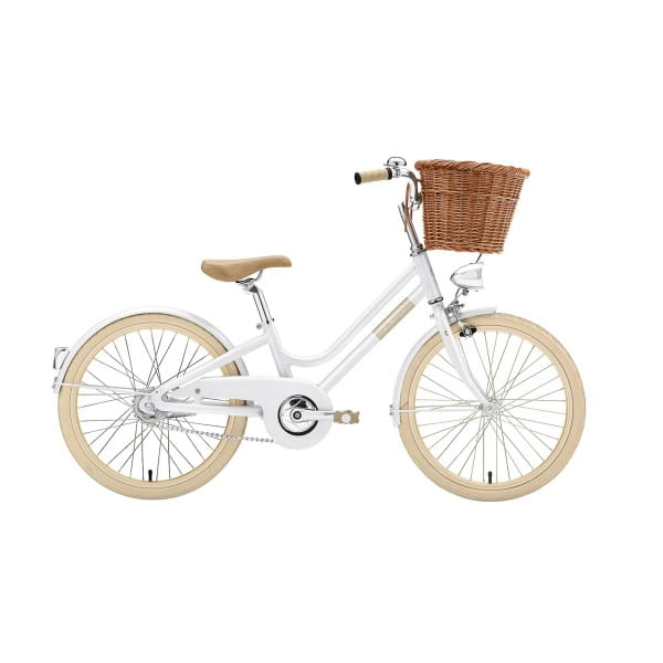 Mini Molly Kinderrad - 20 Zoll - Weiss - 2018