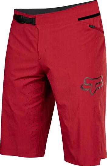 Attack Shorts - Dark Red