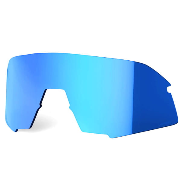 Ersatzlinse Verspiegelt für S3 HiPER - Blau