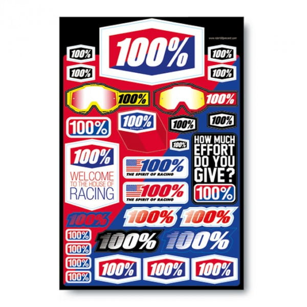 "Decal Kit Sticker 12"" x 18"""