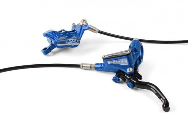 Tech 3 E4 Scheibenbremse - blau