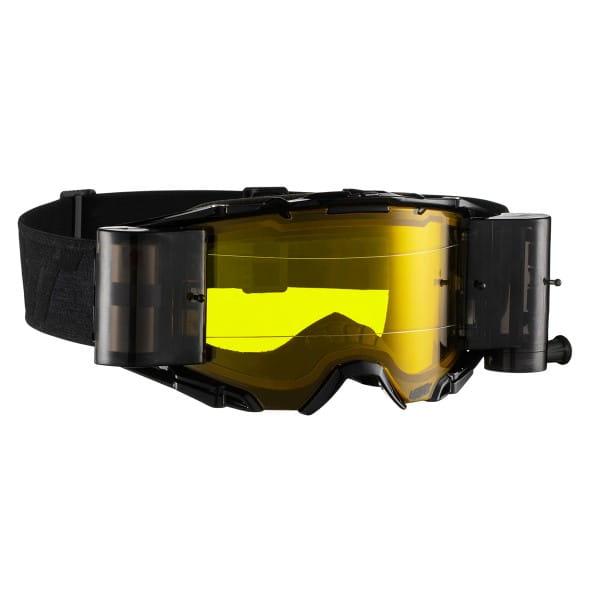 Velocity 6.5 Goggles mit Roll-Off System - Schwarz