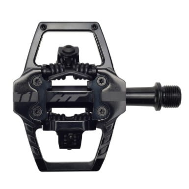 T1 Trail Klickpedal - stealth black
