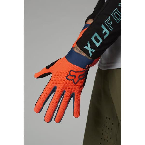 Defend - Handschuhe - Atomic Punch - Orange/Schwarz
