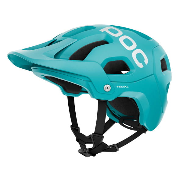 Tectal Helm - Kalkopyrit Blue Matt