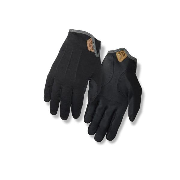 D'Wool Handschuhe - Schwarz