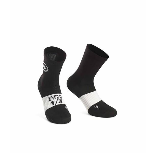 Summer Socks - Schwarz