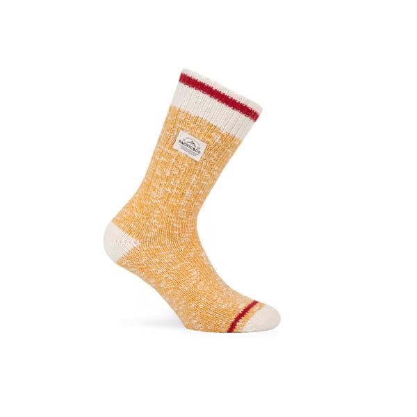 Socken Montblanc - Gelb
