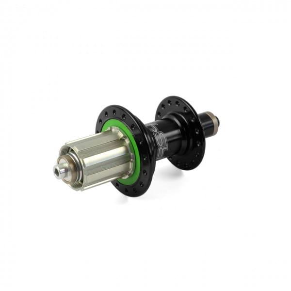 RS4 Road Hinterradnabe QR 10x130mm - schwarz