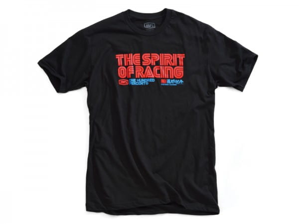 Rami T-Shirt - schwarz