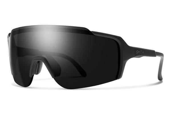 Flywheel - Fahrradbrille - Matt Schwarz/ChromaPop Schwarz
