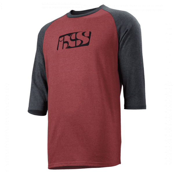 Brand Tee 3/4 6.1 T-Shirt - Red/Black