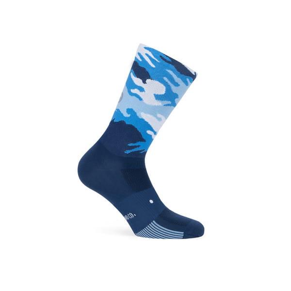 Socken Camo - Blau