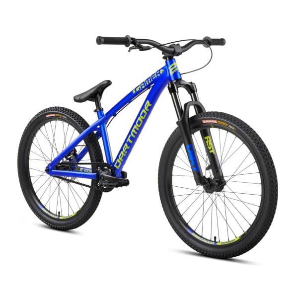 Gamer24 Intro - Kids 24 Zoll Dirtbike - Blau/Gelb