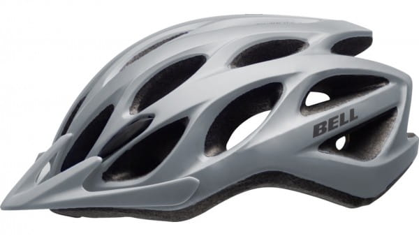 Tracker Fahrradhelm - Silver