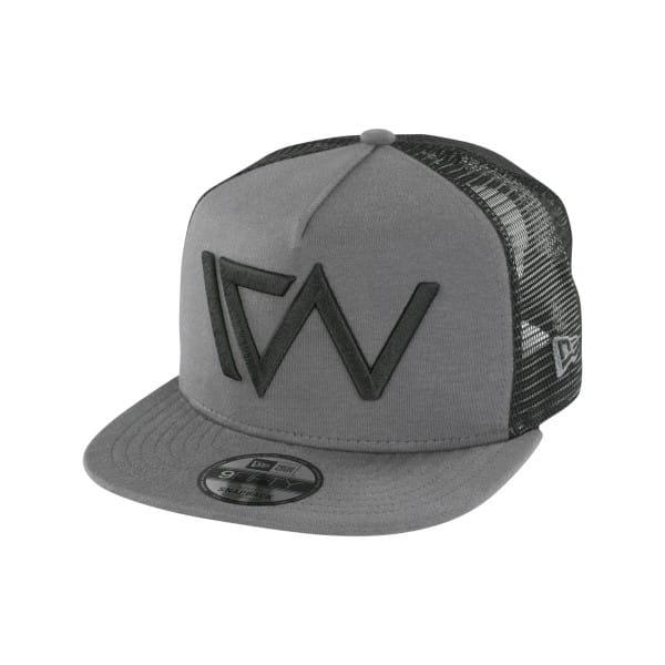 Maiden 2.0 Cap - Grau