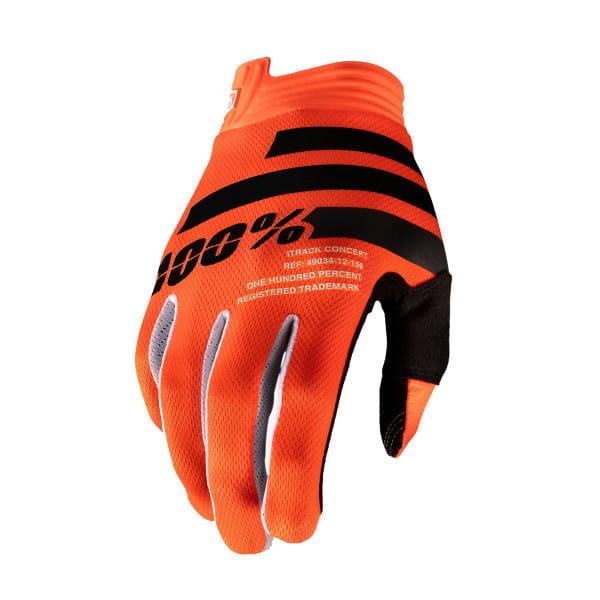 iTrack Glove - Orange/Schwarz