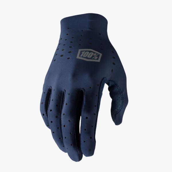 Sling Handschuhe - Marineblau