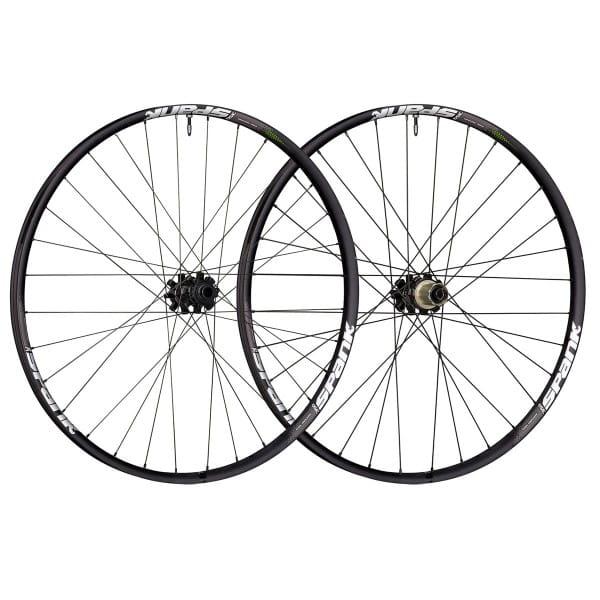359/350 29 Zoll Vibrocore Laufradsatz - Schwarz