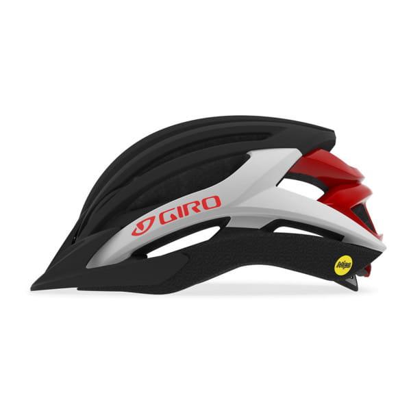 Artex MIPS Helm - Schwarz Weiß