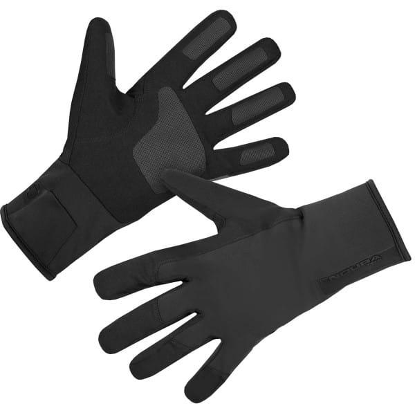 Pro SL wasserdichter Primaloft Handschuhe - Schwarz