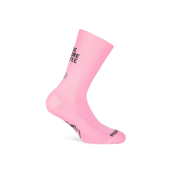 Socken Coffee - Pink