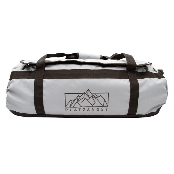 Duffel Travel Bag Grey