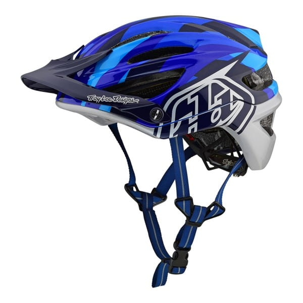 A2 Mips Helm - Jet Blau