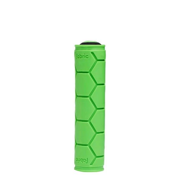 Silicone slip on grip - green
