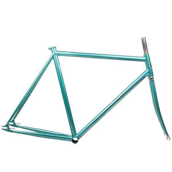 Classic-R Frameset Rahmen-/Gabelset - derby green