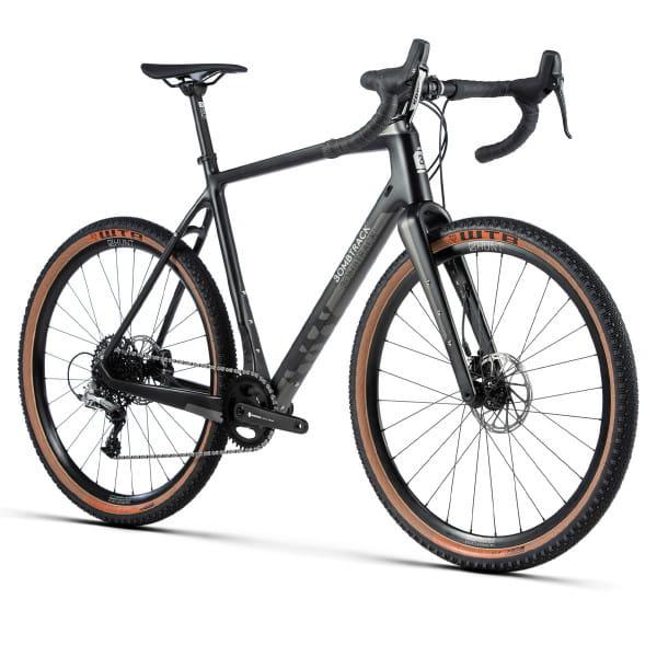 HOOK EXT C Complete Wheel - Black / Orange - 2020