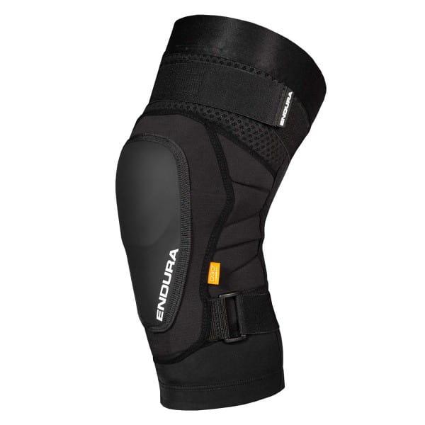 MT500 Hartschalen Knieprotektoren - Schwarz