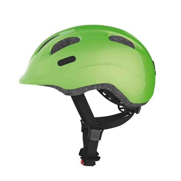 Smiley 2.0 - Kinderhelm grün