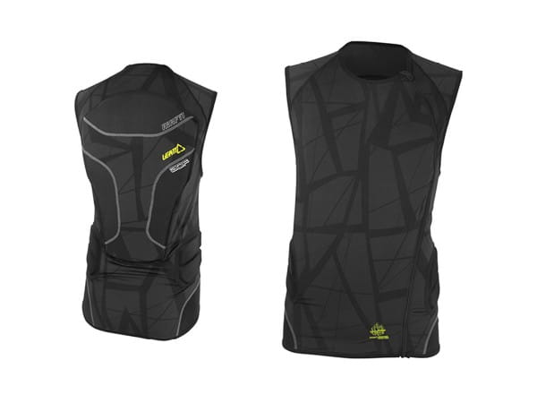 Back Protector 3DF AirFit WS