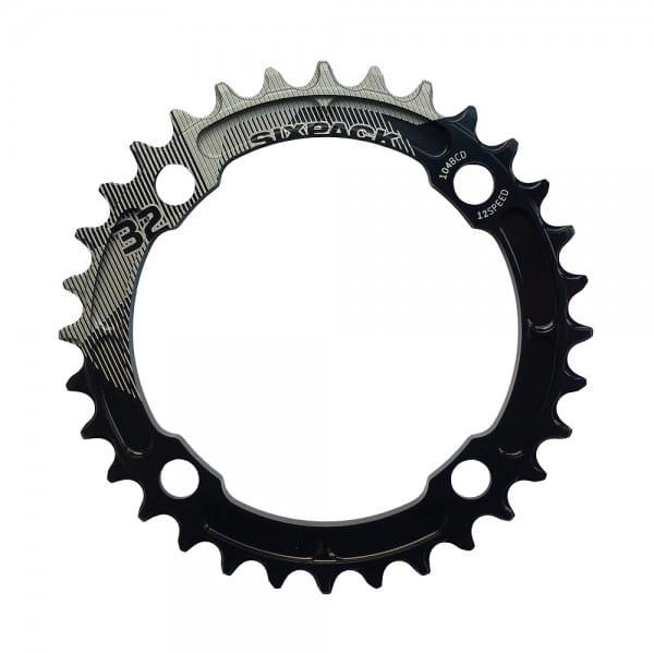 K-Ring Narrow Wide Kettenblatt - 12-fach - schwarz